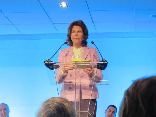 Her Majesty Queen Silvia