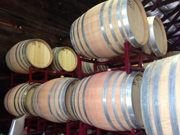 Pinot Barrels